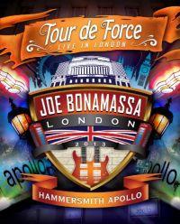 Cover Joe Bonamassa - Tour de force - Live In London - Hammersmith Apollo [DVD]